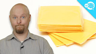 BrainStuff: What Is American Cheese Really Made Of?