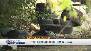 Cleveland illegal dumping has Buckeye-Woodhill neighborhood demanding video surveillance