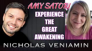 Amy Satori Discusses The Great Awakening with Nicholas Veniamin