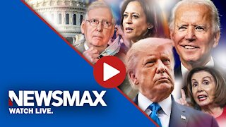 LIVE NOW: Newsmax Live Stream