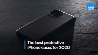 The best protective iPhone cases for 2020