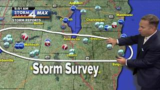 August 28 storm reports