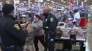 Cincinnati police holiday events