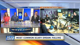 Mojo in the Morning: Most common scary dream