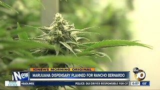 Marijuana company plans to open dispensary in Rancho Bernardo