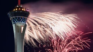 No fireworks on Las Vegas Strip for New Year's Eve