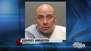 Tucson Police ID suspect and officer in officer-involved shooting