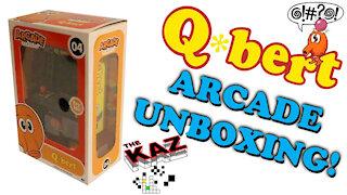 Qbert Arcade Classics Unboxing