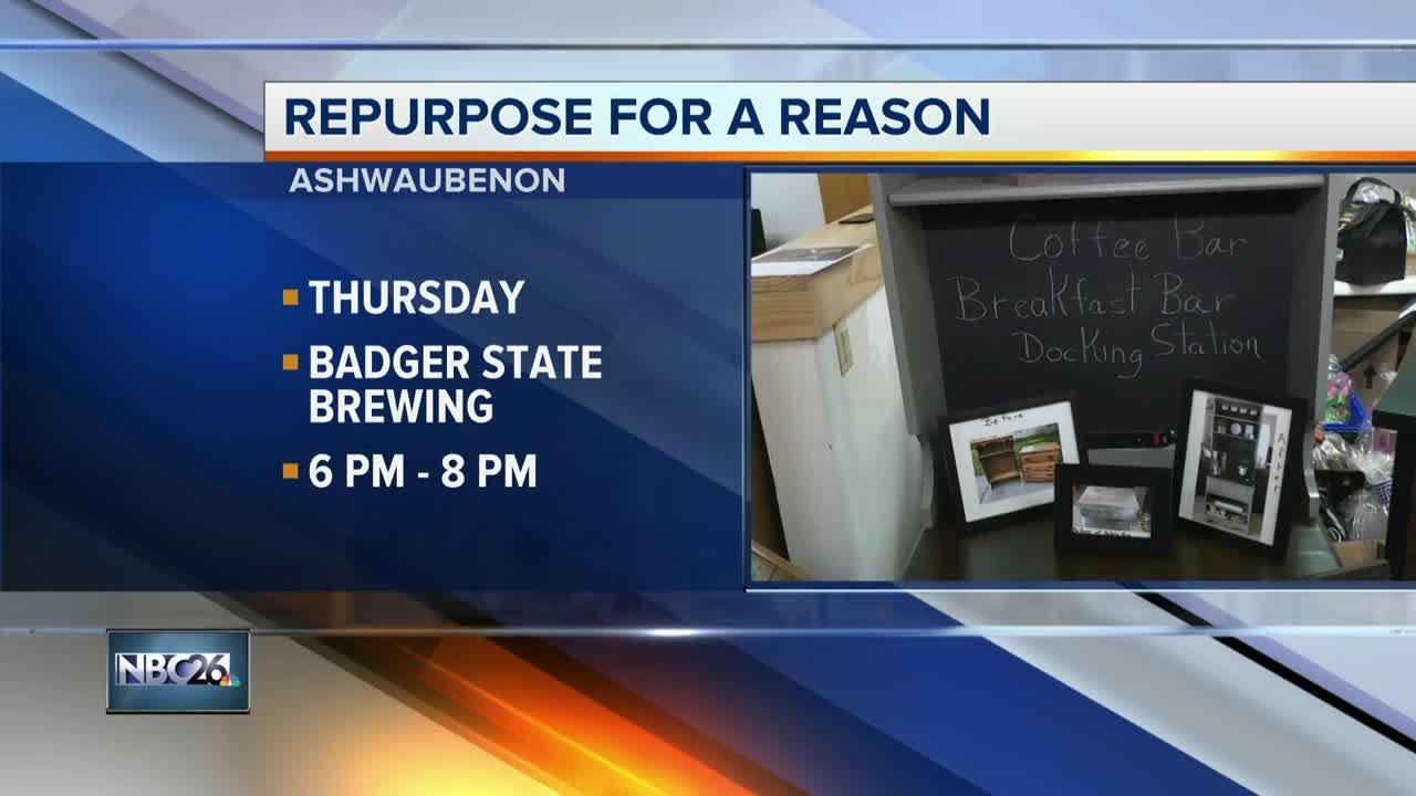 Repurpose for a reason