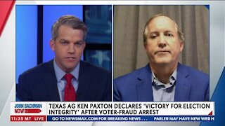 Texas AG Declares Victory for Election Integrity