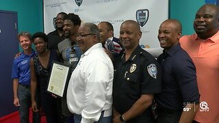 Police Athletic League Center reopens in West Palm Beach