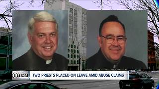 I-TEAM: Two more Diocese of Buffalo priests suspended amid abuse allegations