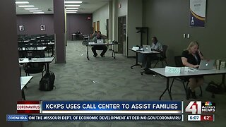 KCKPS opens multi-language call center to field questions
