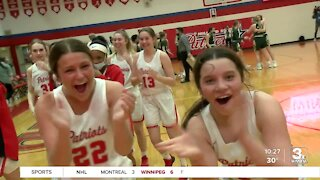 Millard South, Omaha Central advance to girls state tourney