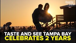 Taste and See Tampa Bay celebrates 2 years
