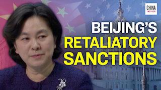 Beijing's Revenge: 28 Trump Officials Sanctioned | Epoch News | China Insider