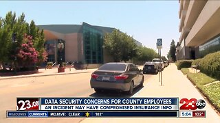 Possible data incident, draws concerns for county employees