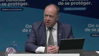 Le gouvernement du Québec lance un nouveau système d'alertes COVID-19