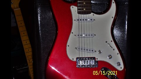 Red Vintage Modified demo