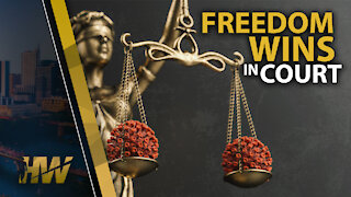 FREEDOM WINS IN COURT