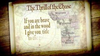 Treasure chest hidden in Rocky Mountains finally found