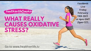What Really Causes Oxidative Stress