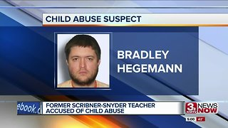 Former Scribner-Snyder teacher accused of sending Snapchats to underage boys