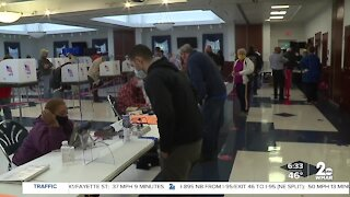 Record numbers not expected to stop on election day
