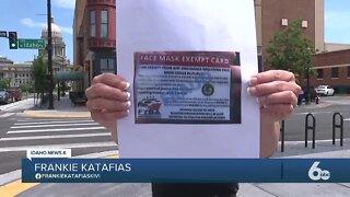 Boise restaurant enforces mask rule