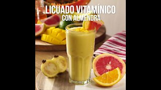 Vitaminic Smoothie with Almond