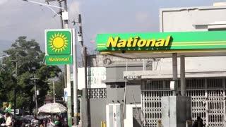 Haiti crippled by fuel shortages as gangs block ports