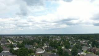 HOUSTON neighborhood from Drone #2