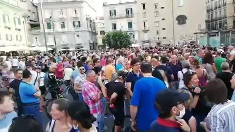 Napoli P.zza Dante