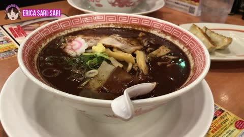 CHOCOLATE RAMEN NOODLES IN JAPAN FOR VALENTINES DAY