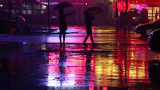 Rainy Nights Day