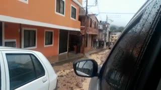 lluvias de Bucaramanga