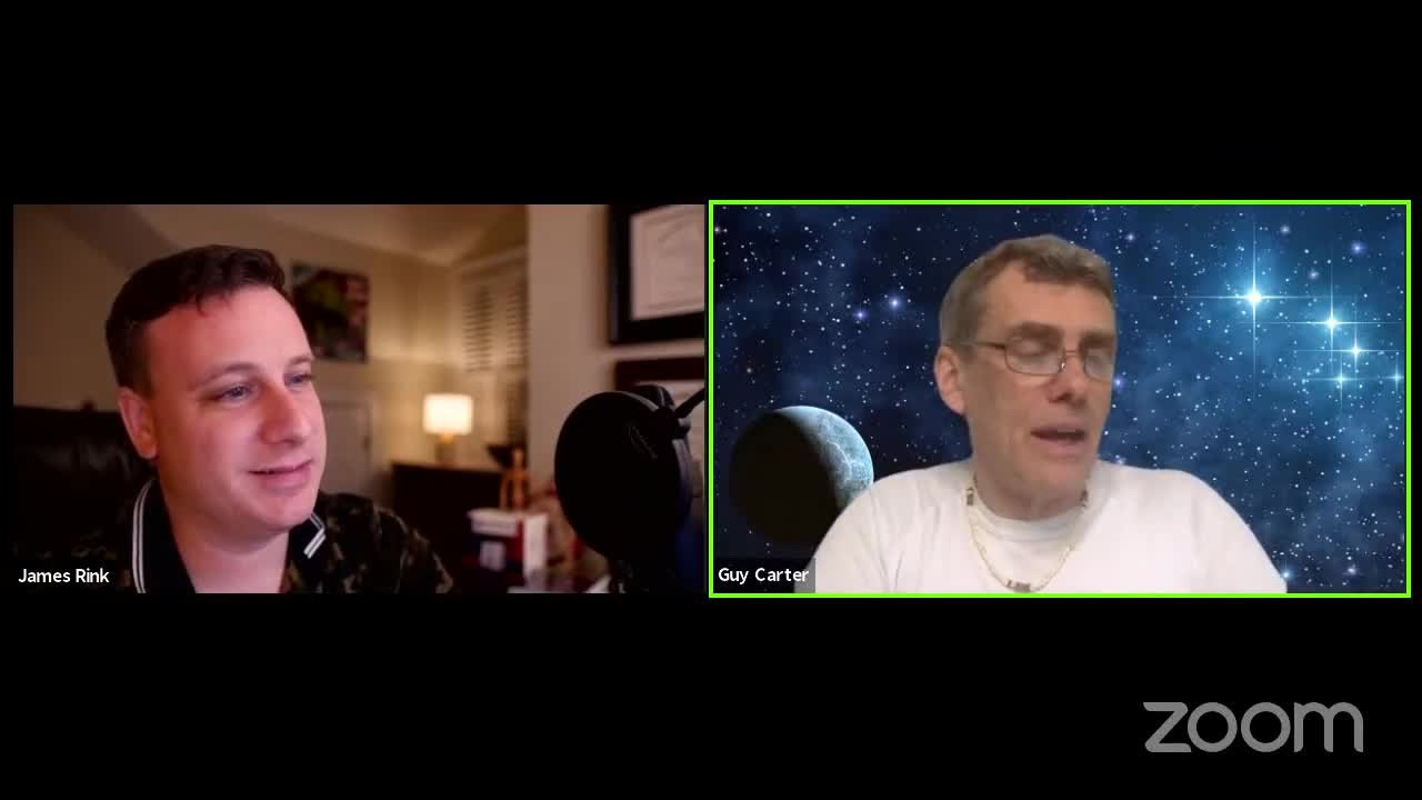 Super Soldier Talk – Guy Carter SSP Healer and Andromedan Council Member