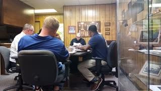 Vincent Alabama Council Meeting 20210720
