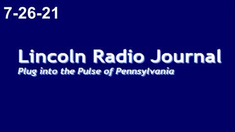 Lincoln Radio Journal 7-26-21