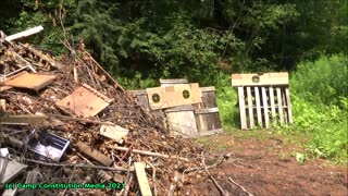 Marksmanship Training at Camp Constitution 2021