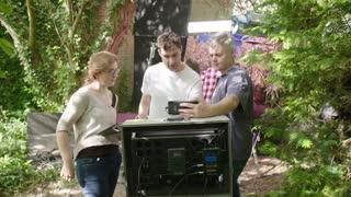 Erica - Behind the Scenes Video