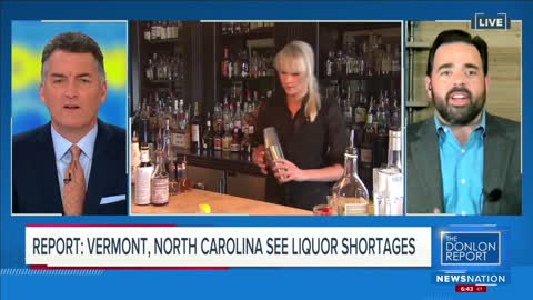 Tony Katz on NewsNation Now: Bourbon Isn't Made In a Day