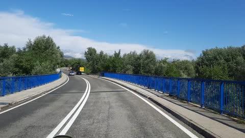 Put za Omiš preko Žrnovice , Srinjina i Tugara
