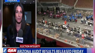 Ariz. audit results released Friday
