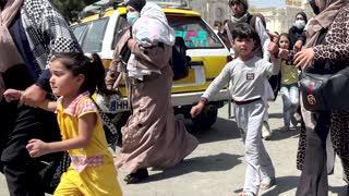 Afghan President Ghani defends decision to flee