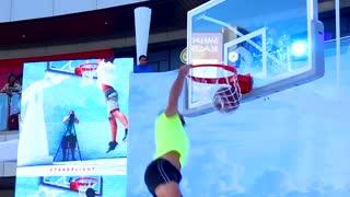 Basketball jumps