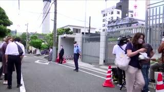 Belarus sprinter enters Polish embassy in Tokyo