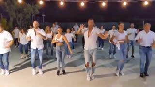 Jerusalem dance steps