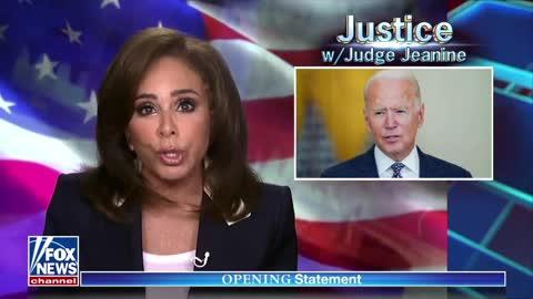 Judge Jeanine Biden Court Martialed
