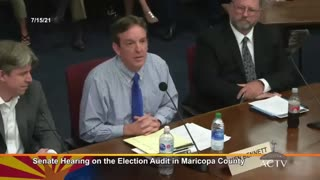 Arizona Audit Hearing - Maricopa County Officials Refusing To Comply With Subpoenas